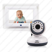 Wholesale A2 Wireless baby monitor INCH Color LCD Display Night Vision Camera with Remote Control
