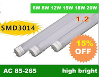 T8 9w SMD 3528 led tubles 8W 12w 15w 18w LED Tube T8 bracket integrated full bright light tube LED fluorescent lamp input 220v