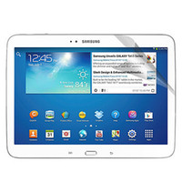 Wholesale Clear LCD Screen Protector Guard For Samsung Galaxy Tab P5200 P5210 with Retail Package Perfect Fit