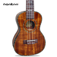 Wholesale 23 inch Flame KOA hanknn V700D concert Ukulele child musical instrument Guitar mini guitar Hawaii guitar guitarra ukulele
