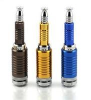 Mejor calidad ego e cigarrillo k100 K101 Mech Mod Ecig con batería recargable Promoción de cigarrillos electrónicos para Navidad y Año Nuevo