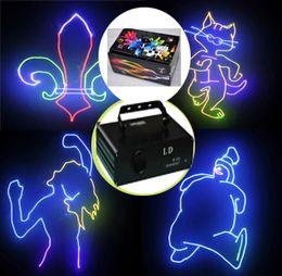Wholesale 1000mW W RGB Full Color Animation kpps DMX ILDA DJ Party Disco Club Bar Stage Laser Lighting Professional ishow software