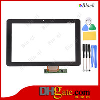 Wholesale OEM New Touch Screen Digitizer Glass Replacement For Acer Iconia Tab A200 Tablet With Tools