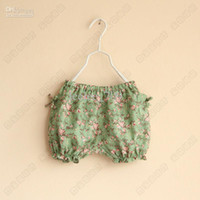 baby girl kids lace shorts small rose flower rosette floral ...
