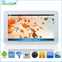 Wholesale 10 quot Quad Core Android Tablet PC Actions ATM7029 G DDR3 GB GB GHz with Dual camera HDMI P