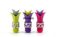 Wholesale Original lily Wine pourer and stopper CPAM dandys