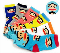 Wholesale 10 off cartoon children thick socks baby terry socks nap socks high quality winter socks baby wear pairs HW