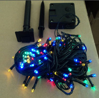 Wholesale Solar LED String Lights led light Model No BSV SL100 from Gadgetexpress