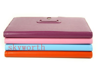 10.1'' P600 folio leather cover - PU Leather Case Flip Folio Cover Stand for Samsung Galaxy Note Edition P600 P601