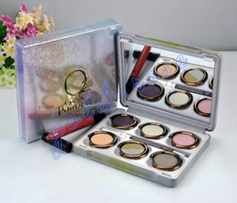 Wholesale HOT Makeup Oz The GREAT AND POWERFUL Glinda Palette Lipstick pen color Eyeshadow Eyeliner FREE GIFT