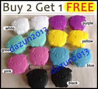 Wholesale lt lt lt Buy Get Free gt gt gt Cute Pig Design Contact Lens Soaking Case