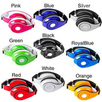 Wholesale Promotion DJ Headphones High quanlity headphones with competitive price noise cancelling headset DHL various colors