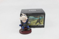 Wholesale League of Legends Action Figures of Explorer Ezreal Game Cute of LOL products EMS