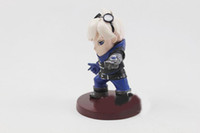 Wholesale League of Legends Action Figures of Explorer Ezreal Game Cute of LOL products retail