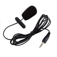 microphones - Computer microphone Portable mm Mini Microphone for Notebook Laptop DHL