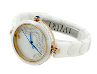 Wholesale Swiss Movement Ceramic Watch For Christmas