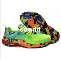Wholesale Running shoes mint color Athletic Barefoot Sport shoes High quality colors Eur