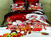 Twill Knitted Cotton Christmas Gift For Kids Bedding Set or Sets Quilt cover Comforter sets Bed sets Duvet Covers Bedspreads Full Queen Size,3HKY
