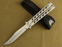 Wholesale Benchmade S butterfly Tactical Hunting Knife Pocket Folding Knife camping hiking outdoor sport Knife Knives