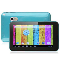 Wholesale New Q88 Pro Inch A20 Dual Core Tablet PC With Android OS MB RAM GB HDMI Dual Camera WIFI