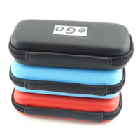 Wholesale Multi fonction Cases Colorful Ego Carrying Case with Zipper Ego Box Ego Bag for Electronic Kit a CD Walkman Mobile Power Power Bank