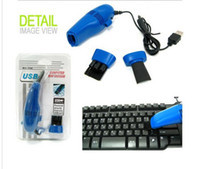 Vacuum Cleaner Keyboard  Mini USB Vacuum KEYBOARD DUST cleaner for Laptop PC Computer Family Office