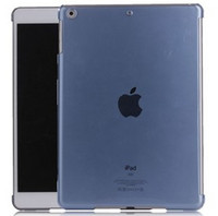 new arrival, for Ipad air crystal PC case, Multi colors PC co...