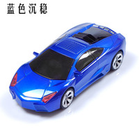 Wholesale Lamborghini Car Model Mini Speaker Portable DIGITAL Stereo Speakers TF USB FM Radio for iPhone iPod Samsung Galaxy S4 MP3 MP4