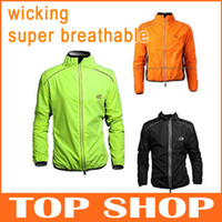 Wholesale New Bike Cycling coat For Unisex Long Sleeve Size Color Quick Dry Quick Dry Breathable Sunscreen Outdoor Clothing Fashion Cycling HW0017
