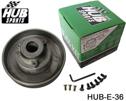 High Quality Racing Steering Wheel Hub Adapter Boss Kit for BMW E36 HUB-E-36 Have In Stock