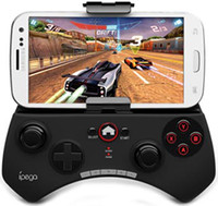 Precio de Joystick pc-Controlador de juegos Bluetooth 3.0 IPEGA PG-9025 Multi-Media Controlador de Bluetooth Gamepad Joystick para iPhone / iPad / Smartphone / Android / iOS PC caliente