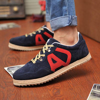other other other Wholesale!Free shipping men fashion shoes 2013 British style Skateboarding shoes,designer sneakers suede men athletic shoes