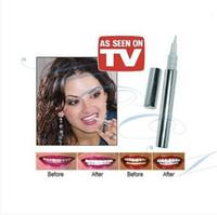 other Teeth Whitening  5PCS Dental Teeth Tooth Whitening Gel Bright White Smile Pen Whitener Cleaning Bleaching KIT