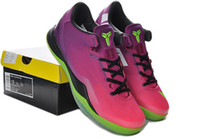 Wholesale Discount Hi Cut Basketball Shoes KB 9 IX Elite Team