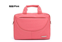 Wholesale hight quality fashion taptop bag neon color ladies network computer bag