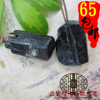 Chains Fashion Pendants Natural crystal black tourmaline necklace pendant jylp0083 pendant