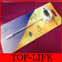 Wholesale TA Stainless Steel Needle Precision Thermometer LCD Thermometer Quickly Measure The Liquid Food