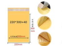 Wholesale MM MM inch inch Kraft Bubble Padded Envelopes Mailer s Bags packaging bubble bags great for shipping