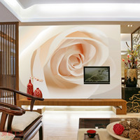 Wholesale Customize Tv background wallpaper mural tv wall bedroom wallpaper m0020