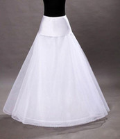 Wholesale New Best Selling Cheap A Line Tulle Bridal Petticoats Wedding Underskirt Crinolines Bridal Accessory