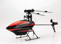 Wholesale V922 WL rc helicopter Toy Single Blade Gyro RC Mini Helicopter With LCD Batteries Outdoor