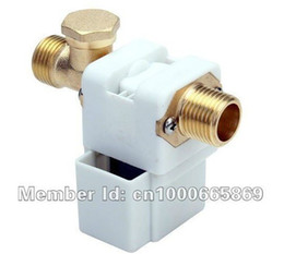 Wholesale Electric Solenoid Valve Water AND Air N C V AC quot Electric Solenoid Valve Controller For Solar Water Heater