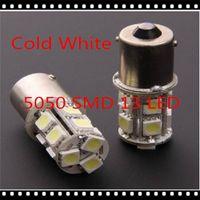 car led light benz tail light - Led Car Light Lamp Bulb SMD LED Cold White Turn Tail Brake Signal V BA15S