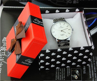 Wholesale New Arrival luxury watches watches box paper Watch Box with Pillow Paper Gift Boxes Case For Jewelry Box Free Fedex best2011