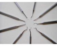 Wholesale Manual scaling of cleaning teeth oral dental tools kits
