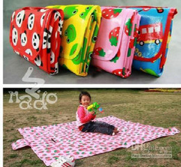 Wholesale NADO children s play mat crawling baby blanket Cartoon Beach Mat Picnic Mat outdoor picnicu