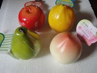 Cream apple hand cream - Cute Modeling Apple Pear Lemon Peach Hand Cream g