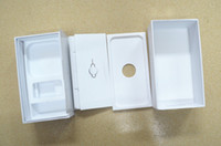 Wholesale Empty Retail Box Package Box Only for iphone S iphone5S Without Accessories gold