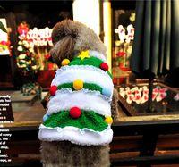 Wholesale New arrival Chrismas suits pet clothing pet cloth dog clothes pet accessories dog products T90131