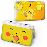 Protective Case 3ds xl - color print case for DSXL DSLL cartton covers for new DS XL hard cases high quality